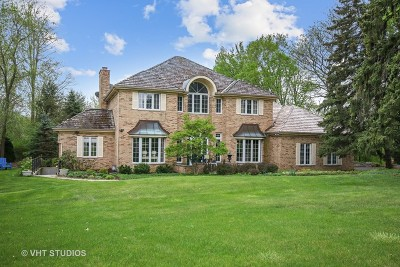 Homer Glen Single Family Home For Sale: 13553 Dokter Place