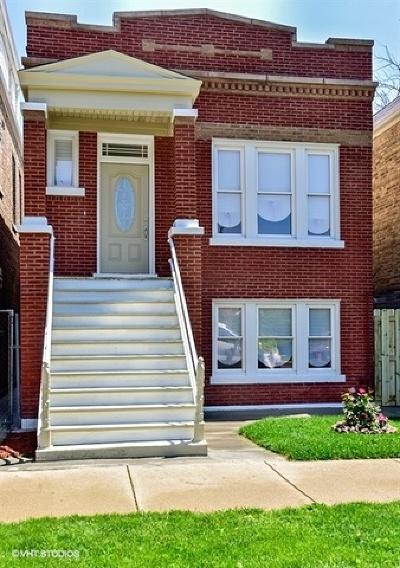 Multi Family Home For Sale: 2811 South Hamlin Avenue