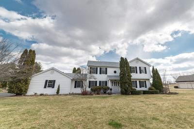 Crystal Lake Single Family Home New: 2511 Crystal Way
