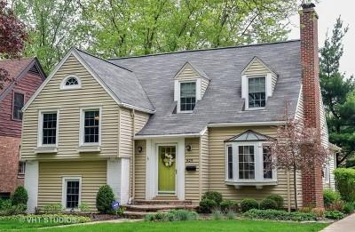 La Grange Park Single Family Home New: 829 North Kensington Avenue