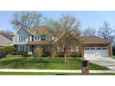 Downers Grove Single Family Home New: 2508 59th Street