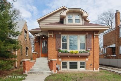 Berwyn Single Family Home New: 3747 Wisconsin Avenue