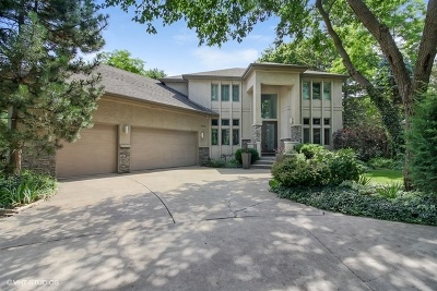 Downers Grove Single Family Home For Sale: 4063 Sterling Road