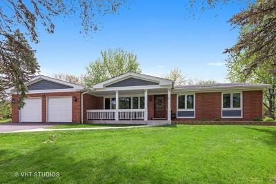 Barrington Single Family Home For Sale: 128 Howe Terrace