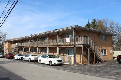 Lansing Multi Family Home For Sale: 2415 Thornton Road