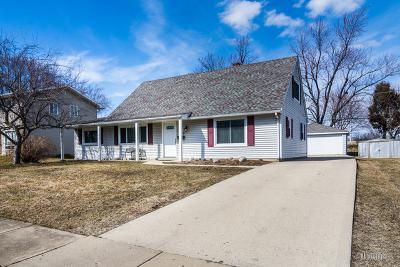 Hoffman Estates Single Family Home For Sale: 620 Northview Lane