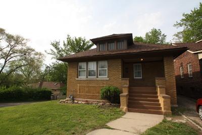 Joliet Single Family Home New: 653-655 East Fourth Avenue