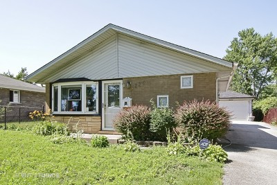 Alsip Single Family Home Contingent: 4228 West 127th Street