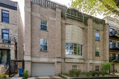 Condo/Townhouse New: 655 West Barry Avenue #G