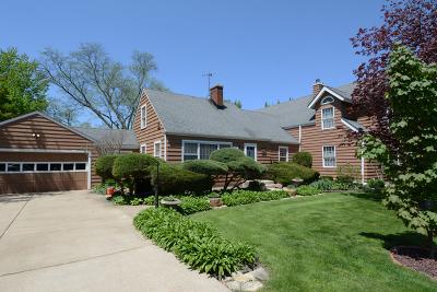 Villa Park Single Family Home Price Change: 1470 South Villa Avenue