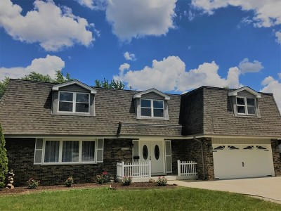 Orland Park, Tinley Park, Evergreen Park, Oak Lawn, Matteson, Olympia Fields, Flossmoor, Frankfort, Country Club Hills, Richton Park, Palos Heights, Palos Park, Palos Hills, Orland Hills, Homewood, Crestwood Single Family Home For Sale