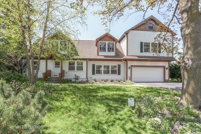 Highland Park Single Family Home For Sale: 1530 Deerfield Place