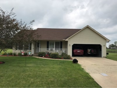 Ogle County Single Family Home New: 206 Windmill Drive