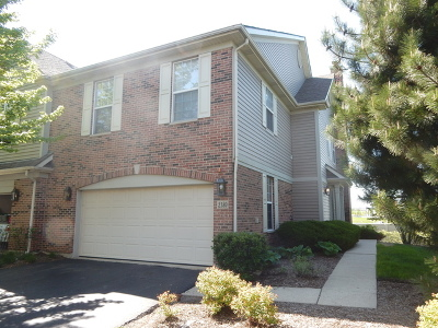 Hoffman Estates Condo/Townhouse For Sale: 2180 Yale Circle