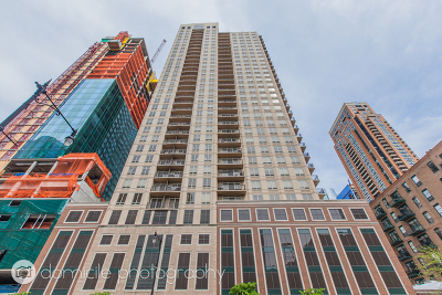 Condo/Townhouse New: 1111 South Wabash Avenue #606