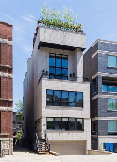 Condo/Townhouse New: 1823 North Halsted Street #3