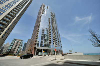Condo/Townhouse New: 450 East Waterside Drive #2204