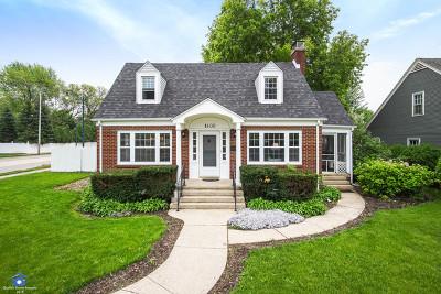 Joliet Single Family Home New: 1400 Taylor Street