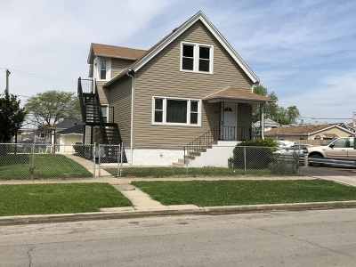 Melrose Park Multi Family Home New: 146 North 23rd Avenue