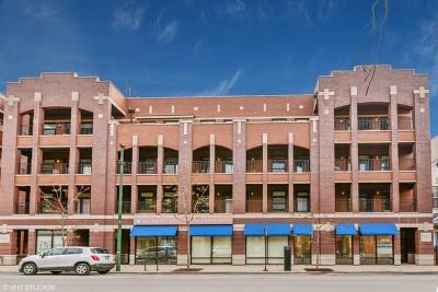 Chicago Condo/Townhouse For Sale: 2921 North Lincoln Avenue #302