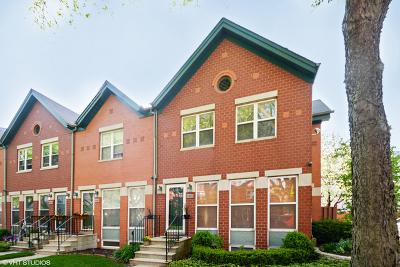 Chicago IL Condo/Townhouse New: $769,000
