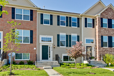 Gilberts Condo/Townhouse For Sale: 472 Town Center Boulevard