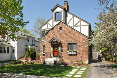 Wilmette Single Family Home For Sale: 305 16th Street