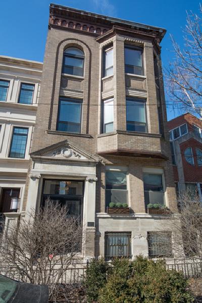 Condo/Townhouse New: 1702 North Dayton Street #1R