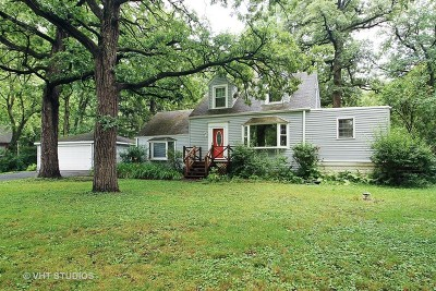 Park Forest Single Family Home New: 137 Monee Road