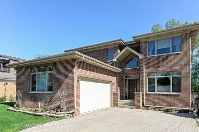 Skokie Single Family Home For Sale: 4438 Main Street