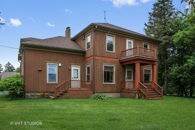 Harvard Single Family Home For Sale: 10413 Lawrence Road