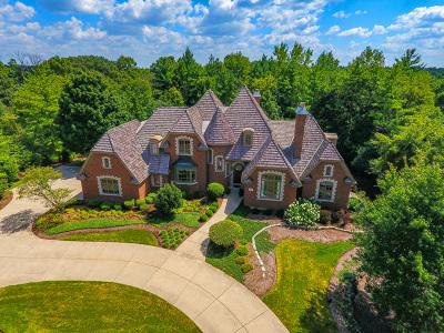 Kane County Single Family Home For Sale: 1225 Fox Glen Drive
