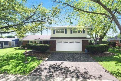 Joliet Single Family Home New: 603 Palladium Drive West