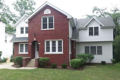 Barrington Single Family Home For Sale: 418 East Hillside Avenue