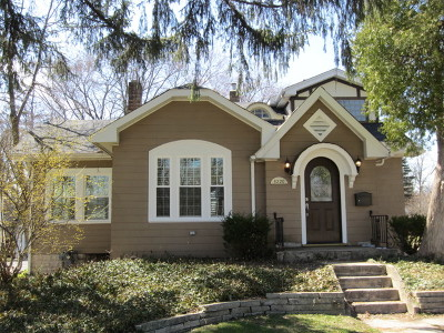 Downers Grove Single Family Home For Sale: 5220 Fairview Avenue