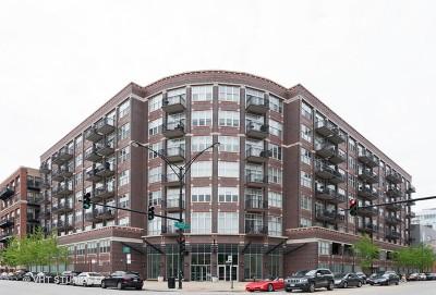 Chicago Condo/Townhouse New: 1000 West Adams Street #313