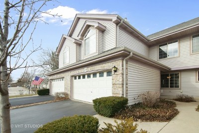 Palatine Condo/Townhouse For Sale: 1528 North St Marks Place