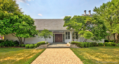Aurora Single Family Home New: 205 North Kingsway Drive