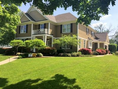 Wheaton Single Family Home For Sale: 1839 Driving Park Road