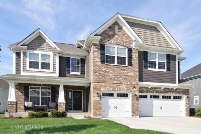 Hoffman Estates Single Family Home Price Change: 3597 Harold Circle