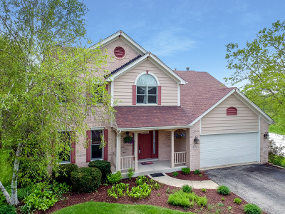 Aurora Single Family Home New: 505 Blackberry Ridge Drive