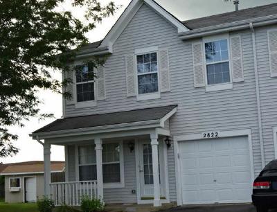 Naperville Condo/Townhouse New: 2822 Wheatland Court