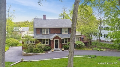 Glen Ellyn Single Family Home Contingent: 697 North Park Boulevard