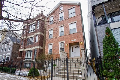 Chicago Condo/Townhouse New: 1457 West Fry Street #1