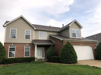 Aurora Single Family Home New: 1579 Colleen Lane