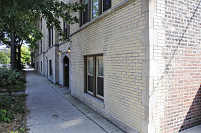 Condo/Townhouse For Sale: 3109 West George Street #1