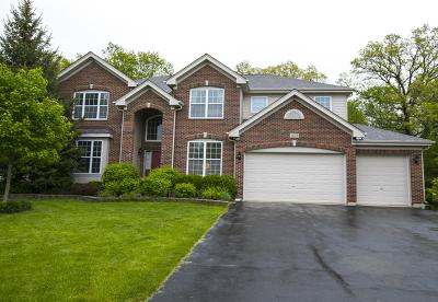 Hoffman Estates Single Family Home For Sale: 1673 Acorn Drive