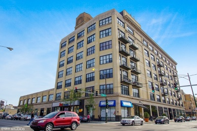 Chicago Condo/Townhouse New: 1601 West School Street #302
