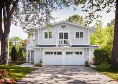 Hinsdale Single Family Home For Sale: 23 East Birchwood Avenue
