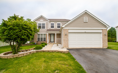 Bolingbrook Single Family Home New: 424 Butterfly Road